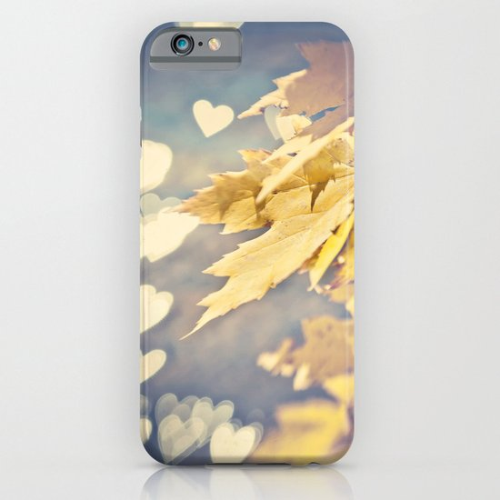 I Heart Autumn iPhone & iPod Case