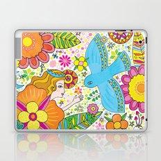 Queen's Garden Laptop & iPad Skin