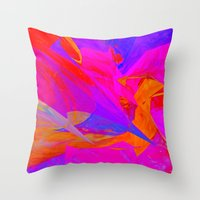 Flying High By Sherri Of… Throw Pillow
