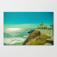 Giant Camera Canvas Print