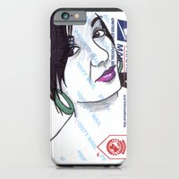 iPhone & iPod Case featuring Stuck. by Edgar Exclamation