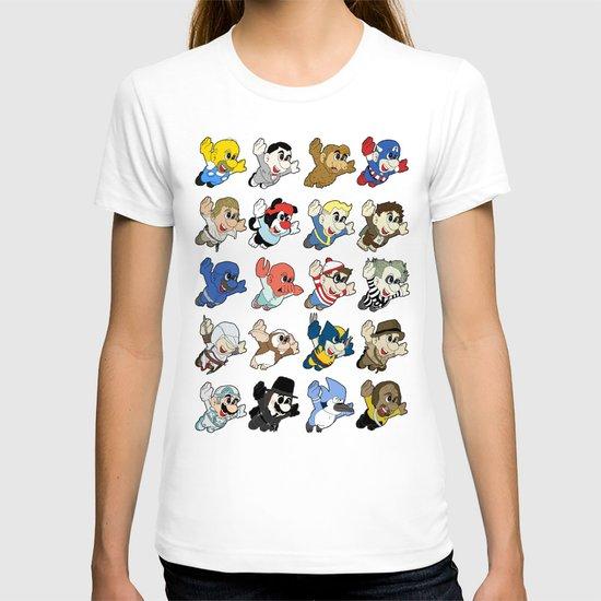 Super: Round 2 T-shirt