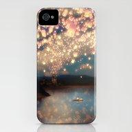 Love Wish Lanterns iPhone (4, 4s) Slim Case