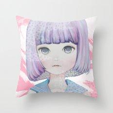 April 3.0 Throw Pillow