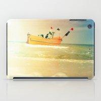 Sea Side iPad Case