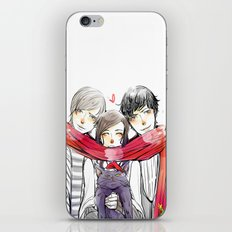 Jem, Tessa And Will iPhone & iPod Skin