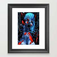 GOREGOT 1 Framed Art Print