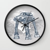Star Warsvergnugen Wall Clock