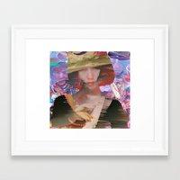 BRESS Framed Art Print