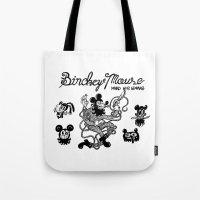 Binckey Mouse Tote Bag