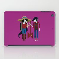 The Vampire Queen and King iPad Case