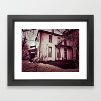 A Squatter's Paradise Framed Art Print