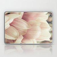A Waterfall of Blooms Laptop & iPad Skin
