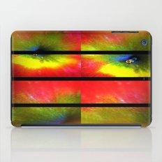 Flower apple explosion iPad Case