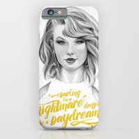 iPhone & iPod Case featuring Daydream by Katie Sanvick