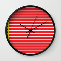 Big River Sweet Onions Wall Clock