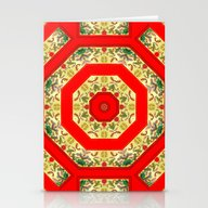 Lucky Caleidoscope. Stationery Cards