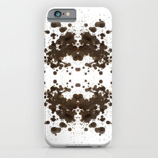 Symmetria Silver iPhone & iPod Case