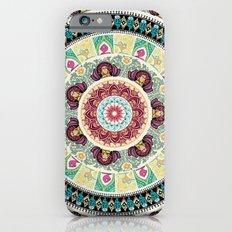 Sloth Yoga Medallion Slim Case iPhone 6s