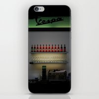 Vespa Bar iPhone & iPod Skin