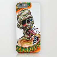 Zombiefied iPhone 6 Slim Case
