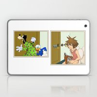 KINGDOM HEARTS: WINNIE T… Laptop & iPad Skin