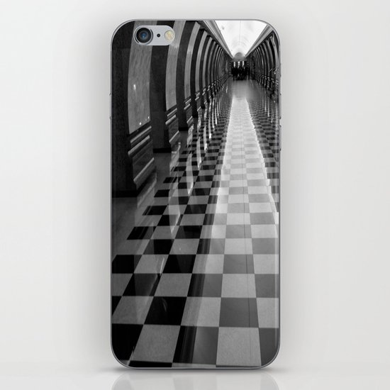 Moscow Metra iPhone & iPod Skin