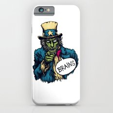Brains iPhone 6 Slim Case