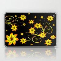 Flower Fantasy 3 Laptop & iPad Skin