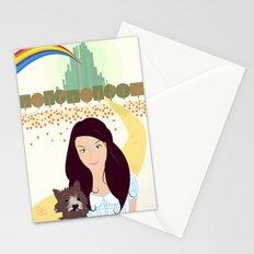 The Wonderful Wizard Of Oz Stationery Cards