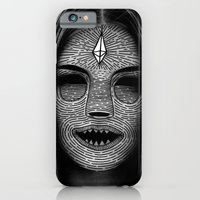 iPhone Cases featuring Cosmic Model by Cosmic Nuggets