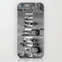 iPhone & iPod Case featuring La cité by MaLuRo
