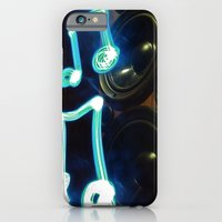iPhone & iPod Case featuring Tune of Love by Joseph Szember