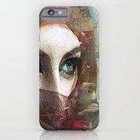 iPhone & iPod Case featuring Queen of the desert by Ganech joe