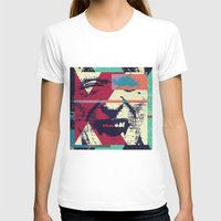 Buk Womens Fitted Tee White SMALL