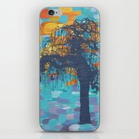 Weeping Cherry iPhone & iPod Skin