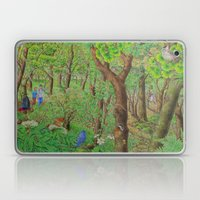 A Day Of Forest (2). (su… Laptop & iPad Skin