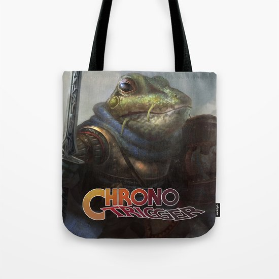 A knightly Frog  Tote Bag