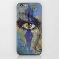 iPhone & iPod Case featuring Gothic Art by Michael Creese