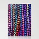 Colourful Layers  - JUSTART ©, edited photography Stationery Cards