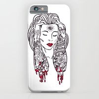 Queen of disaster iPhone 6 Slim Case