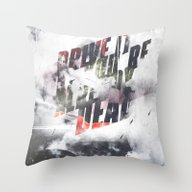 Drive It Like Youre Alre… Throw Pillow