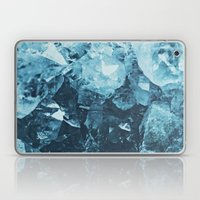 Aquamarine Gem Dreams Laptop & iPad Skin