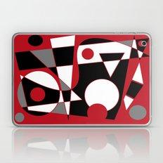Abstract #185 Laptop & iPad Skin