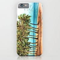 Private Island Painting iPhone 6 Slim Case