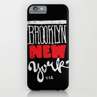 Brooklyn New York iPhone 6 Slim Case