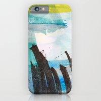 iPhone & iPod Case featuring Little Reeds by Jen Posford