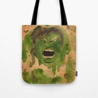 Smash Tote Bag