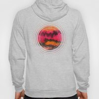 Watercolor abstract landscape 26 Hoody