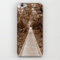 Off The Beaten Path iPhone & iPod Skin